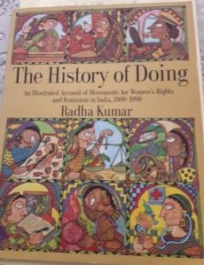 The History of Doing, Radha Kumar, book cover