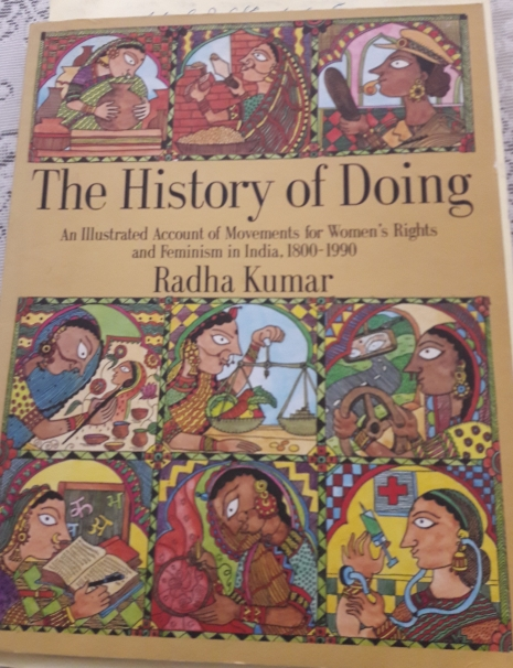 The History of Doing, Radha Kumar, book cover