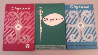 Ghana's literary magazine from the 1960s and 1970s