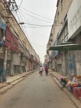 Snapshots of Xinjiang Village